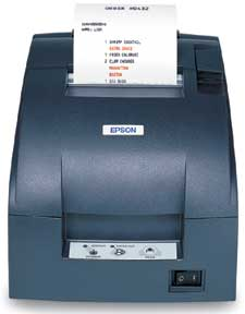 Epson TM-U220D Printer USB Black