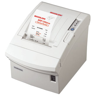 Bixolon SRP-350Plus Printer White USB Parallel AC