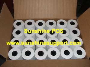 VERIFONE OMNI 5100 Thermal 2 1/4 In x 85' Paper 72 Rolls